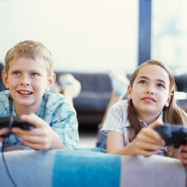 Are my kids addicted to video games?