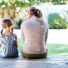 #Faceyourfears:                        A Mom's View